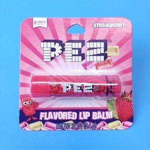 PEZ Strawberry Flavored Lip Balm